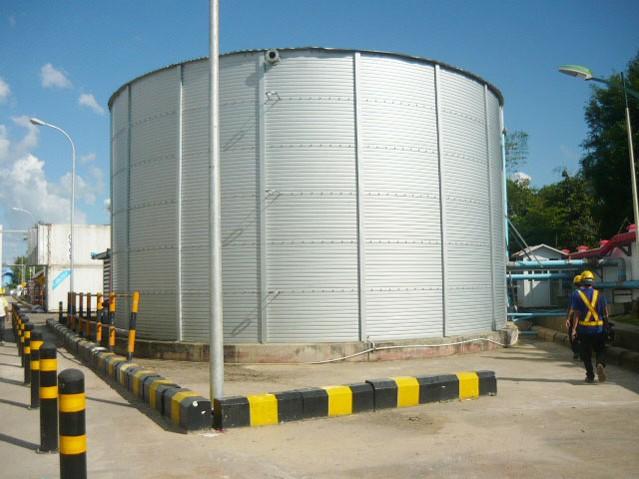 Pioneer Water Storage Tank 640m3