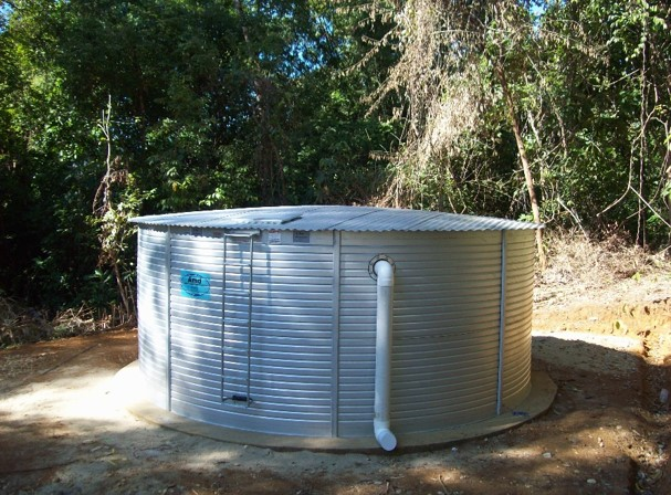 pioneer water storage tank 6000 Gal (in 2010)
