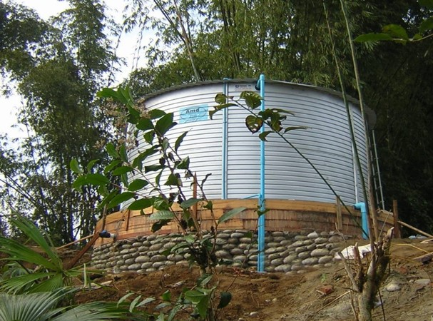 pioneer water stronge tank 10000 Gal (in 2011)